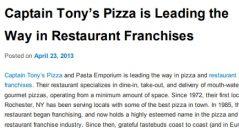 franchises article