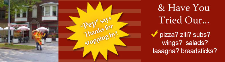 Pep says thanks for stopping by